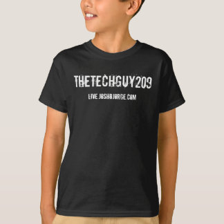 TheTechGuy209 Kids Tee