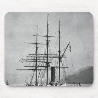 TheTerra Nova navegado por Scott Tapetes De Ratón