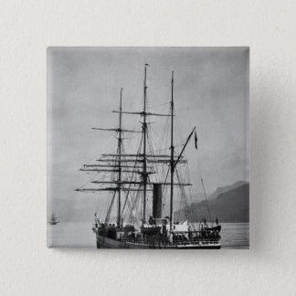 TheTerra Nova sailed by Scott Pinback Button