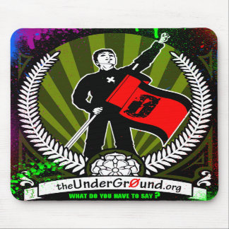 TheUnderGr0und Mouse Pad