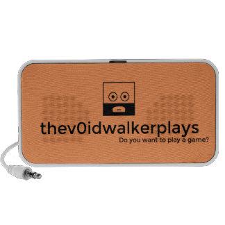 thev0idwalkerplays Portable Speaker