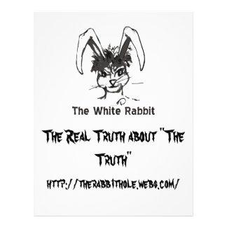 TheWhiteRabbit Flyer