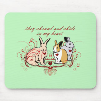They Abound Mouse Pad