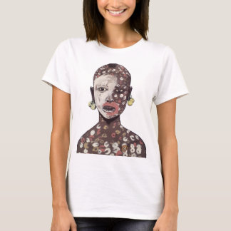 they african make up 3. T-Shirt