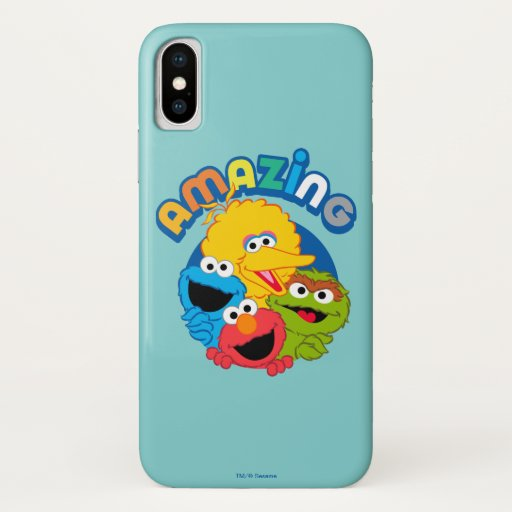 They Are Amazing iPhone X Case