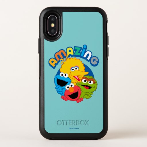 They Are Amazing OtterBox Symmetry iPhone X Case
