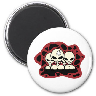 They are coming! 2 inch round magnet