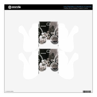 They are hot by Francisco Goya PS3 Controller Decal