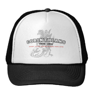 they are Jorge corinthians Trucker Hat