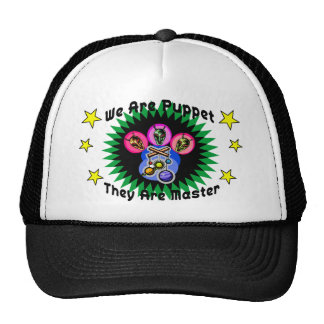 They Are Master Trucker Hat