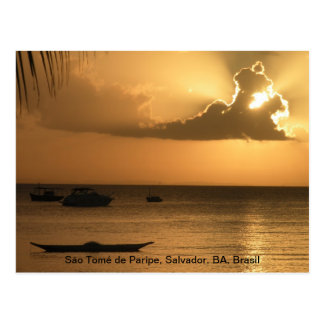 They are Tomé de Paripe, Salvador, BA,… Postcard