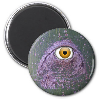 They are watching you 2 inch round magnet
