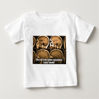 They call it the zombie apocalypse... baby T-Shirt