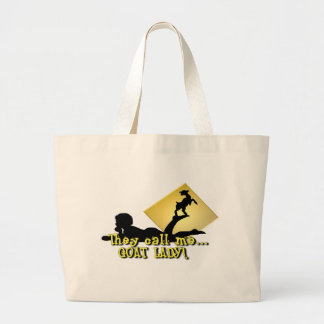 They Call Me GOAT LADY! Bags