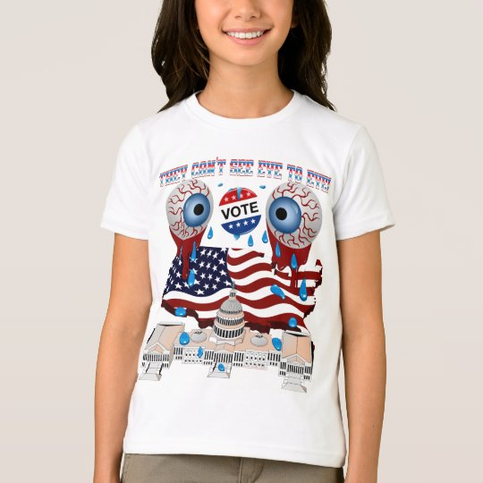 They-Can't-See-Eye-to-Eye-1 T-Shirt