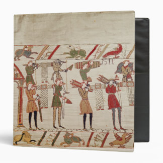 They carry arms to the ships 3 ring binder