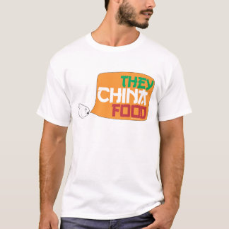 They China Food T-Shirt