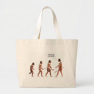 They come back that it did not give right large tote bag