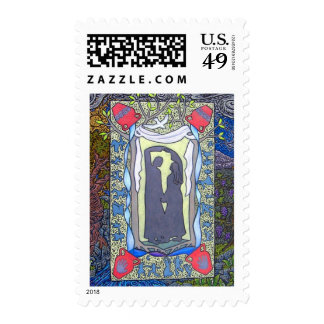 They Danced At the Wedding At Cana Postage Stamps