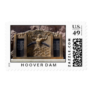They Died to Make the Desert Bloom Postage Stamp