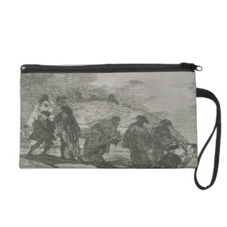 They do not know the way, plate 70 of 'The Disaste Wristlet Clutch