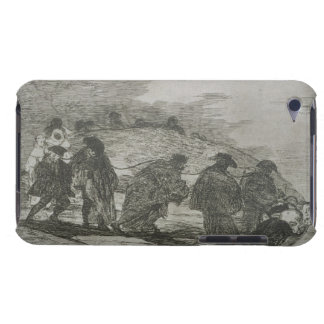 They do not know the way, plate 70 of 'The Disaste Barely There iPod Cover