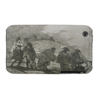 They do not know the way, plate 70 of 'The Disaste iPhone 3 Case