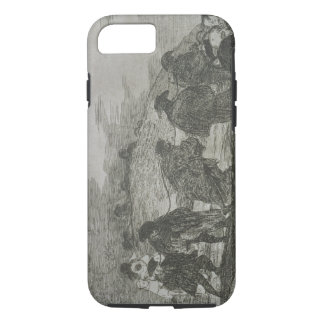 They do not know the way, plate 70 of 'The Disaste iPhone 8/7 Case