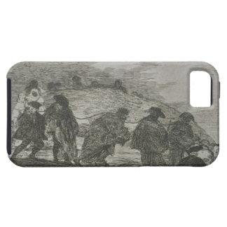 They do not know the way, plate 70 of 'The Disaste iPhone SE/5/5s Case