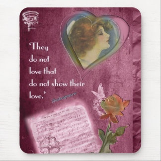 They Do Not Love... Mouse Pad