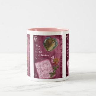 They Do Not Love... Two-Tone Coffee Mug
