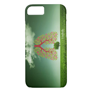 They exhale, I inhale iPhone 8/7 Case
