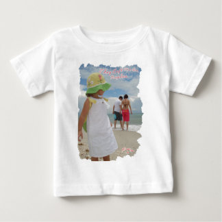 They Left Me In Naples Baby T-Shirt