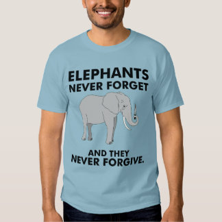 They Never Forgive Shirt