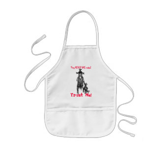They REALLY ARE Raisins! Trust Me! Kids' Apron