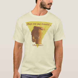 They See Me Bowlin' Vintage Shirt