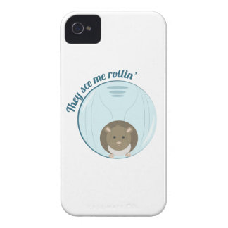 They See Me Rollin iPhone 4 Case