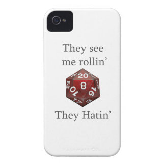 They See me rollin gear iPhone 4 Case