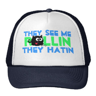 They See Me Rollin Hat