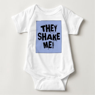They Shake Me Baby Bodysuit