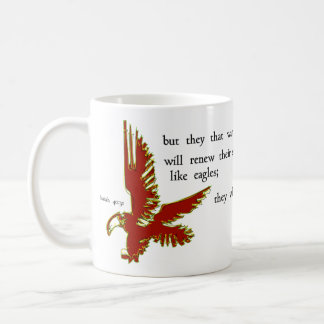 they that wait upon the Lord Coffee Mug