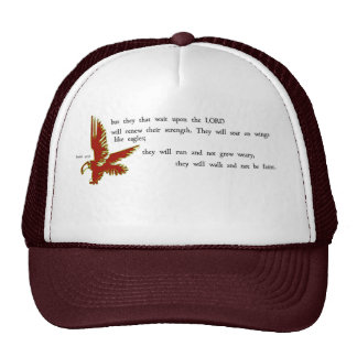 they that wait upon the Lord Trucker Hat