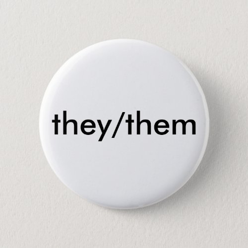 theythem pronoun button