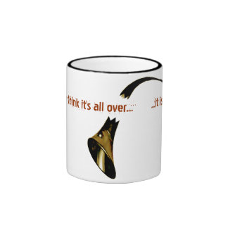 They Think It's All Over... Mug