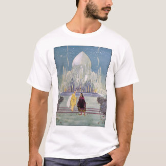 They walked side by side for the rest of the night T-Shirt