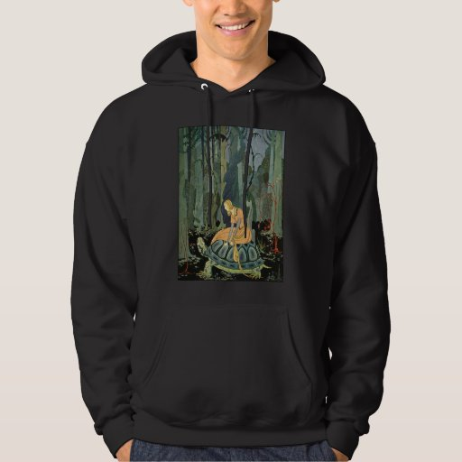 They were three months passing through the forest hooded sweatshirts