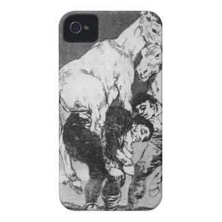 They who Cannot by Francisco Goya Case-Mate iPhone 4 Case
