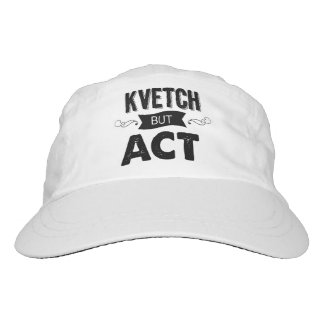 They'll see you coming and going in this headsweats hat