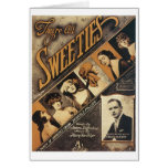They're All Sweeties Vintage Songbook Cover