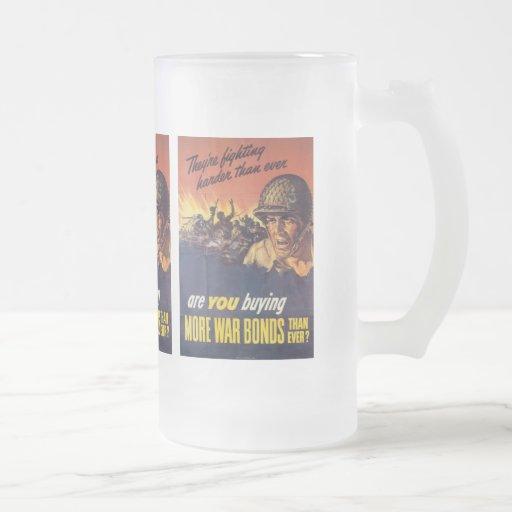 They're Fighting World War 2 Mugs